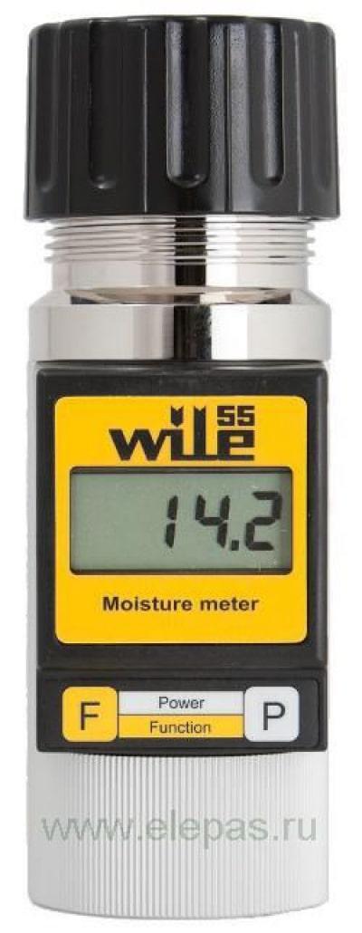 Влагомер зерна, модель WILE-55, влагомер контроля